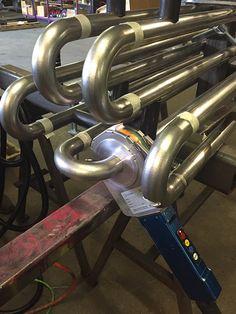Orbital Welding in Opelika: Demo of Orbitalum's powerful pipe welder « Red-D-Arc…