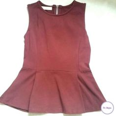 Check out SMITTEN Maroon Top for $8.60. Get it on Shopee now! http://shopee.sg/de_utopia/2034474 #ShopeeSG