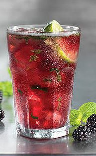 Fruit-infused lime-mojito and other infusion recipes - http://www.pinterest.com/search/pins/?q=infusion