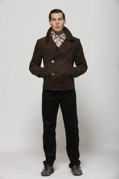 ... and this brown corduroy jacket. Yuss!