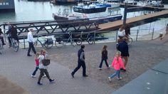 King Willem-Alexander, Queen Maxima and the Princesses in Vlieland last Weekend