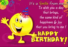 Happy Birthday wishes cards and greeting cards Repin & Like. Description from pinterest.com. I searched for this on bing.com/images