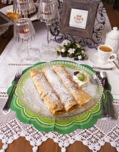 Dessert, Camembert Cheese, Pancakes, French Toast, Favorite Recipes, Breakfast, Ethnic Recipes, Mille Crepe, Crepes