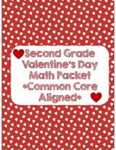 valentines day poems math terms