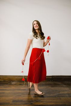 Valentine Days outfit inspiration