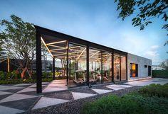 Modus Vibhavadi by Kernel Design Construction Drawings, 2017 Design, Courtyard House, Real Estate Development, Home Studio, Design Consultant, Landscape Design, Architecture Design, Minimalism