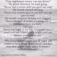 Lady Luck by Kristen Ashley