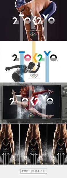 Tokyo 2020 Olympics Logo Design - created on Olympic Logo, Olympic Sports, Japan Olympics 2020, Badminton Photos, Japan Logo, Plakat Design, Sports Graphic Design, Winter Olympics, Olympic Games