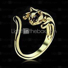 f281e04be0c5  €2.99  Hombre Anillo de declaración anillo del pulgar Legierung damas  Inusual Diseño Único Moda Anillos de Moda Joyas Plata   Dorado Para Boda  Fiesta ...