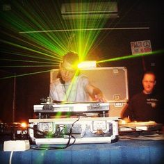 On instagram by demolior #gabber #gabbermadness (o) http://ift.tt/1nrACTq thursday it is :) back in '06 or '07 haha!  Old school spinning with 3 turntables #technics #turntables #dj #djlife #hard #hardcore  #wow #vinyl #sl1200