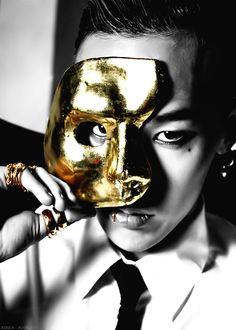 GPhantom - GD Jiyong / G Dragon ♡ #Kpop #BigBang