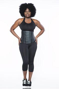 A nice  Waist cincher http://cheapwaistcincher.com/ann-chery-womens-workout-waist-cincher/
