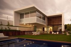 Casa FF / Hernandez Silva Arquitectos