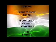 MISSION - RIGHT TO GROW FOR ALL - FREE BUSINESS CONSULTING FOR ENTREPREN...