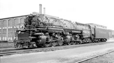 Aster C&O H-8 Allegheny   ... Junction - Allegheny 2-6-6-6 H-8 #1601