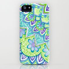 Sharpie Doodle 2 iPhone & iPod Case by Kayla Gordon - $35.00