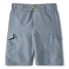 Boys' Solid Swim trunks - Cherokee®