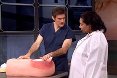 Ingrown Nails: Did you know that ingrown nails can put your bones at risk for infection? Dr. Oz shows you what you can do to treat and prevent...