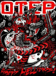 Otep - artist unknown ----