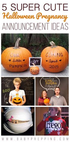 If you recently discovered the gift of growing a new baby, you're probably racking your brains for some fabulous Halloween Pregnancy announcement ideas. Halloween Pregnancy Shirt, Pregnancy Announcement To Parents, Halloween Pregnancy Announcement, Pregnancy Costumes, Pregnant Halloween Costumes, New Baby Announcements, Baby Girl Halloween, Cute Halloween, Maternity Costumes