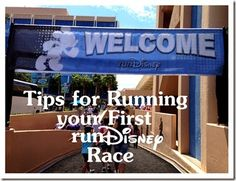 Tips for Running your First runDisney Race | ...Just Me & My Running Shoes... #VirtualrunDisney