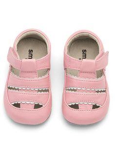 See Kai Run Brook Pink Baby Girl Fisherman Sandal NEW