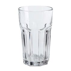 tumbler that would be appropriate for spirits, not the family table.  This is Pokal from Ikea