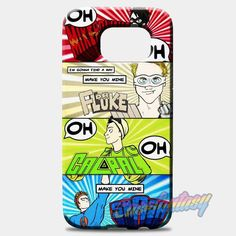 5 Sos Quote Samsung Galaxy S8 Case | casefantasy