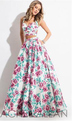 Rachel Allan Spring 2017 collection Style 7510