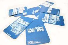 100 Awesome and Original Business Cards from Designers | MyInkBlog