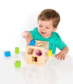 Buzzing Brains Shape Sorter | Kiddicare