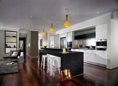 Clarendon Homes - Kinross 28 Kitchen