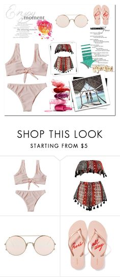 """Summer!!"" by maryg123 on Polyvore featuring Boohoo, Sunday Somewhere, Old Navy, GALA, summerstyle, fashiontrend, summerloves, summerbbqparty and summer2017"