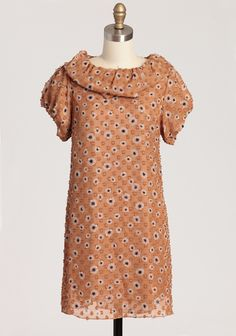Daisy Dreaming Shift Dress | Modern Vintage New Arrivals