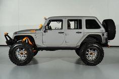 2014 Jeep Wrangler Unlimited SEMA Dallas, Texas | Starwood Motors