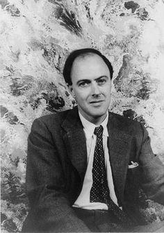 Roald Dahl, writer