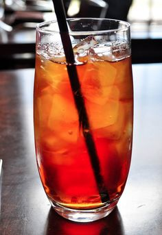 DIY: How to Make the Perfect Iced Tea #recipe