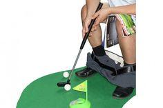 WC Golf Set - spaßige Geschenkidee