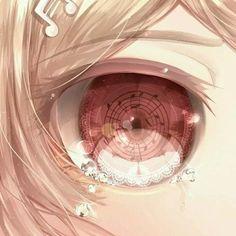 动漫超美眼睛