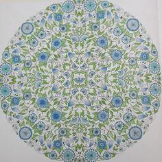 #ShareIG Et un de plus ... #johannabasford #jardinsecret #coloriage