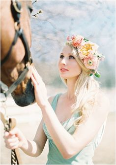 So Much Love - Horse and Weddings: Stunning Inspiration Shoot!