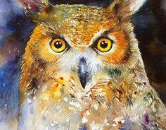 """Night Owl"" par Arti Chauhan"