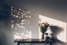 Brunch da Fabi // shadow play photography warm and cozy aesthetics Tumblr Instagram beige photography ideas inspiration