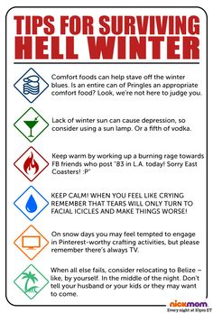 Will YOU Survive 'The Winter From Hell'? after the cold snowy night we just went through, 20 below zero!..Maybe some of these will be just what we need..?!