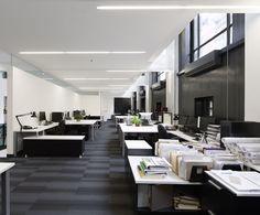 LEMAYMICHAUD | Québec | Design | Office | Corporate | Architecture | Workspace | Desks |