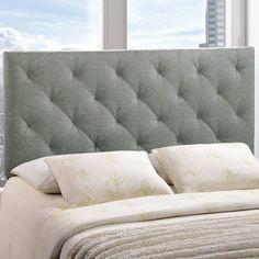 Modway Theodore Upholstered Headboard & Reviews | Wayfair