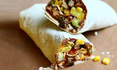 Healthy Wraps #food