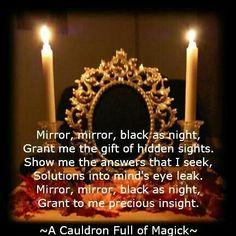 Gift of hidden sight