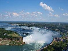 Horseshoe Falls, aka Canadian Falls, is part of Niagra Falls