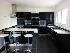 1000 images about cuisine on pinterest cuisine ikea - Cuisine ikea noire mat ...